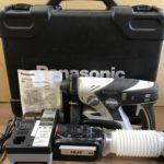Panasonic 充電式ハンマドリル EZ7880LN2S-B