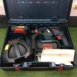 ボッシュ 充電式ハンマドリル GBH36V-LIY