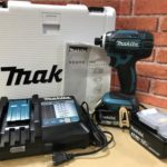 makita 充電式インパクトドライバ TD149DRFX