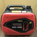 ドリームパワー インバーター発電機 EIVG-1600D