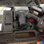 Panasonic パナソニック 充電角穴カッター EZ45A3LJ2G-B