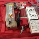 MAX 高圧フィニッシュネイラ HA-55SF1