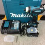 マキタ 4モードインパクトドライバ TP141DRGX