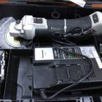 Panasonic パナソニック 充電式ディスクグラインダ EZ46A1