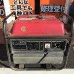 新ダイワ 発電機 EGR22
