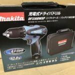 マキタ 充電式ドライバドリル DF330DWSP