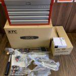 KTC 整備用工具セット ツールボックス 66pc SK3650E