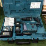 マキタ 充電式ハンマドリル HR244DRGXV