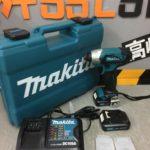 マキタ インパクトドライバ TD110DSHX