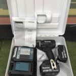 マキタ 充電式インパクトドライバ TD149DRFX