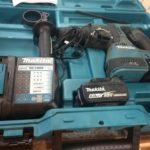 makita マキタ 24mm充電式ハンマドリル HR244DRGX