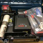 BOSCH コードレスインパクトドライバ/レンチ GDX18V-EC