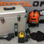 大平産業 レーザー墨出し機 LD-404R