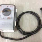 コイズミ 防雨型24時間タイムスイッチ AEE590213