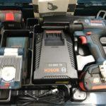BOSCH インパクトドライバ GDR18V-EC