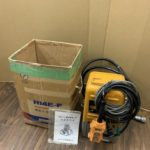 イズミ 電動油圧ポンプ R14E-F