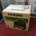 HiKOKI エアコンプレッサ EC1245H3(TN)