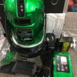 テクノ グリーンレーザー 墨出し器 LTC-PGX9001