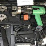 DAIA ベンカン プレス式締め付け工具 BPD-08型