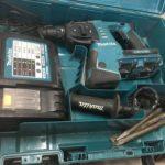 makita 26mmハンマドリル HR263DRM2 本体+ケース