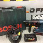 ボッシュ ハンマドリル GBH36VF-LI