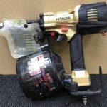 日立 高圧釘打機 NV90HR※パワー切替機構付