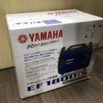 YAMAHA インバータ発電機 EF1800is