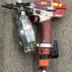MAX プラシート専用高圧釘打ち機 コイルネイラ HN-R38