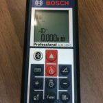 ボッシュ レーザー距離計 GLM100C