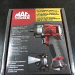 マックツール エアインパクトレンチ MPF990501C