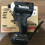 マキタ 充電式インパクトドライバ 本体のみ TD171DZB