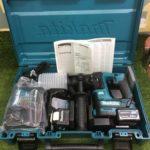 マキタ 充電式ハンマドリル HR166DSMX