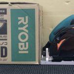 RYOBI リョービ 電子マルノコ W-763ED