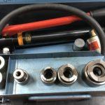 泉精機 手動油圧パンチャー SH-10