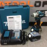 マキタ 充電式インパクトレンチ TW285DRGX