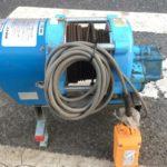 ユニパ 電動ウインチ UP703N2型