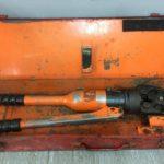 ダイア 油圧圧着工具