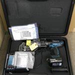 充電式油圧パンチャー