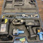 電動油圧式圧着工具