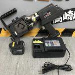 充電式油圧工具