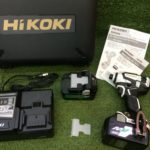 HiKOKI 充電式インパクトドライバ
