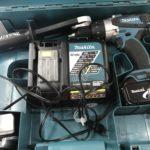 充電式震動ドライバドリル