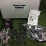 Panasaonicパナソニック 充電式圧着器ケーブルカッター