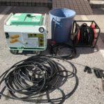精和 高圧洗浄機 ジェットクリーン