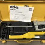 TASCO REMS ラチェット式ベンダー