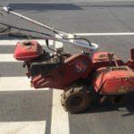 マメトラ 耕運機 管理機