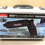 makita マキタ 充電式ペンインパクトドライバ