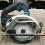 マキタ 165mm充電式マルノコ