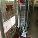 工進 KOSHIN バッテリー式刈払い機