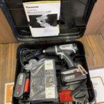 Panasonic 充電式ドライバドリル